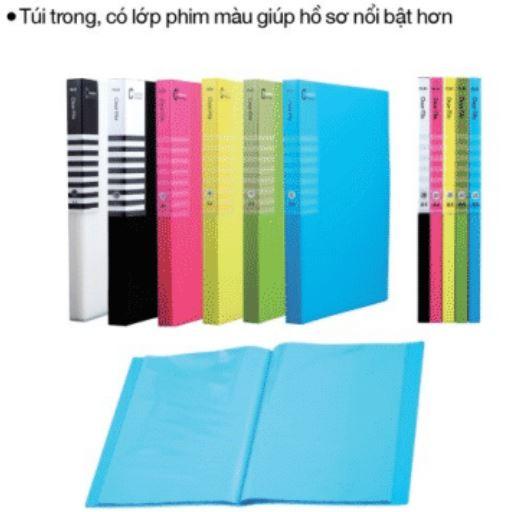Túi hồ sơ nhiều màu
