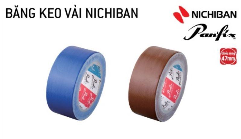 Băng keo vải Nichiban
